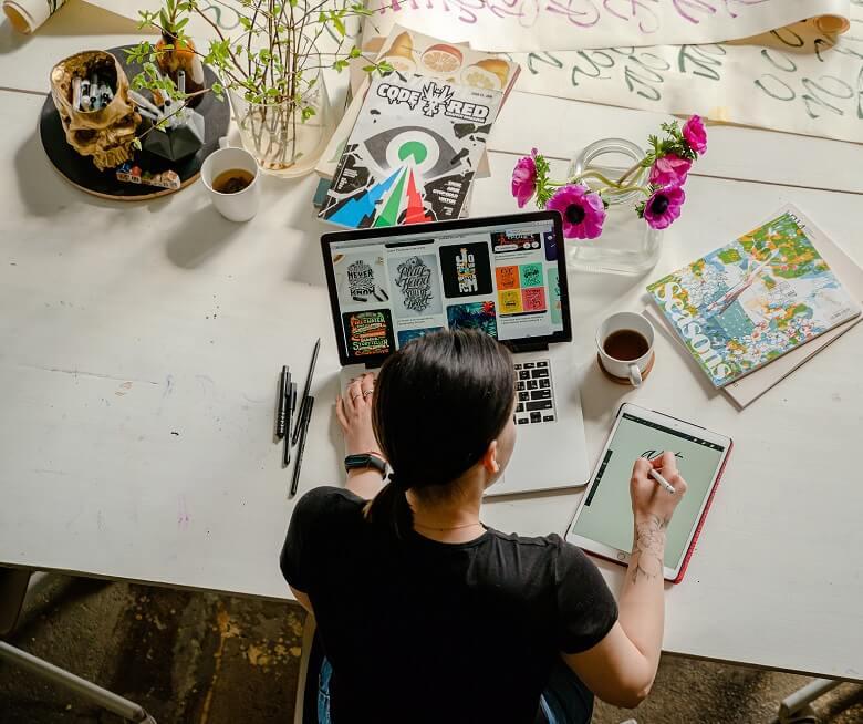 Creative-desktop-publishing