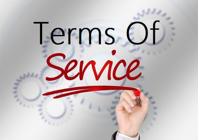 Terms-of-service